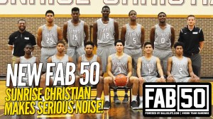 Sunrise Christian FAB 50 BIL