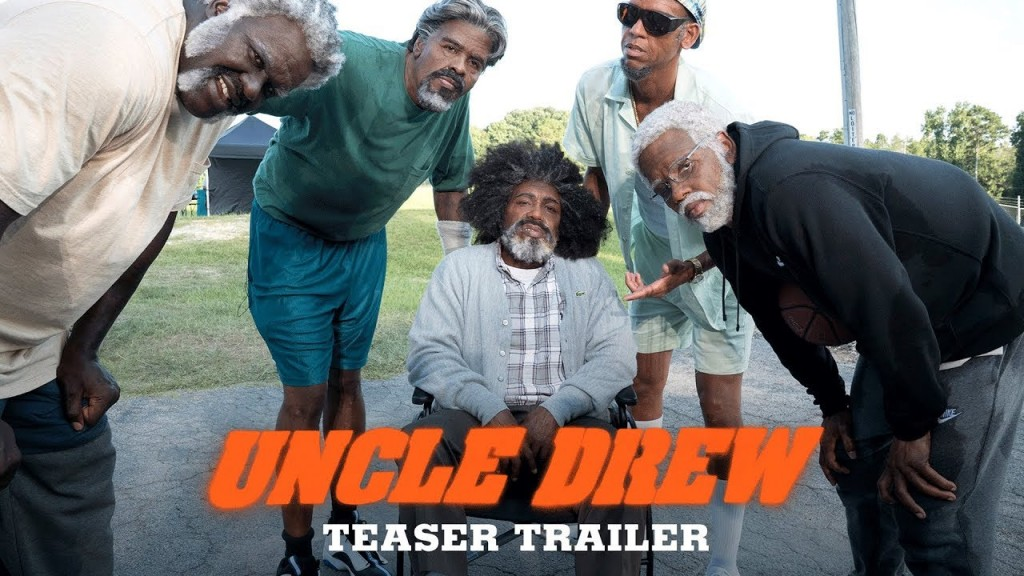 Uncle Drew Movie Teaser Trailer