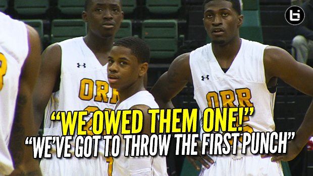 Chase Adams and Underrated Frontcourt have Orr HS Playing for History! #2 Orr vs #3 Curie Chicago Final Four Highlights!
