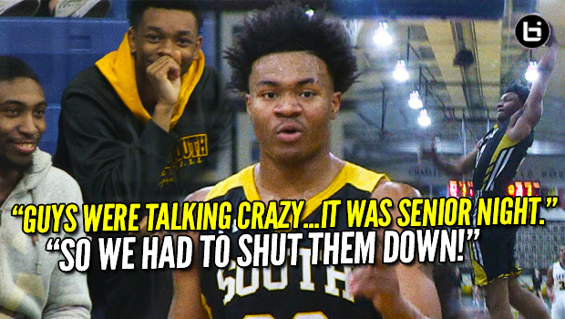 """Guys Were Talking CRAZY…So We Had To Shut Them DOWN!"" Iowa State commit Zion Griffin is an All-Around FORCE!"
