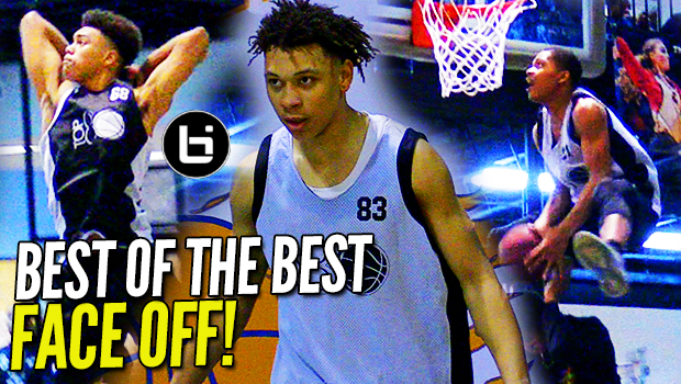 """HE DID THE JOHN WALL!"" Shakeel Moore SHUTS DOWN Phenom Top 80!"