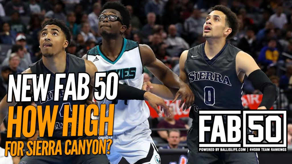 NEW FAB 50: GEICO Nationals To SETTLE Matters!