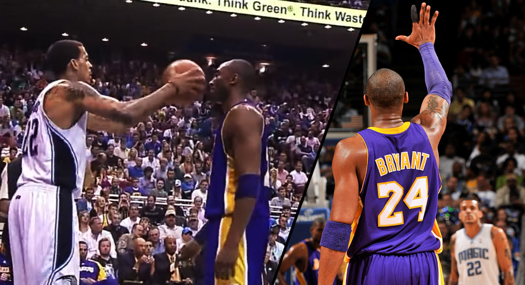 10 Things You Didn't Know About The Day Matt Barnes Learned 'KOBE DON'T FLINCH!'