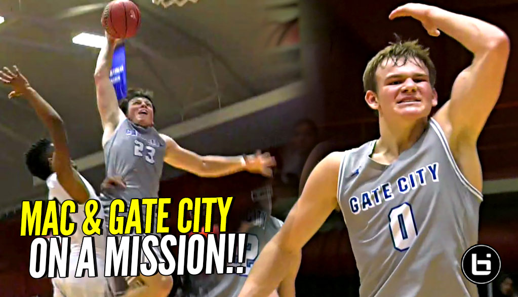 They Dbl & Triple Teamed Mac McClung ALL Game.. Mac Responds w/ CLUTCH Playoff Performance!!