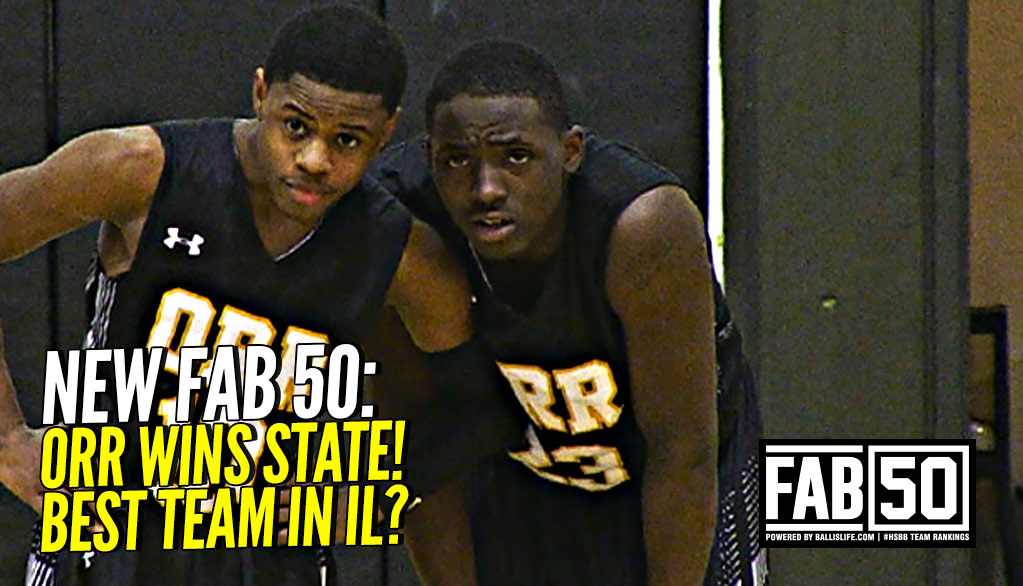NEW FAB 50: March MADNESS Hits HS!