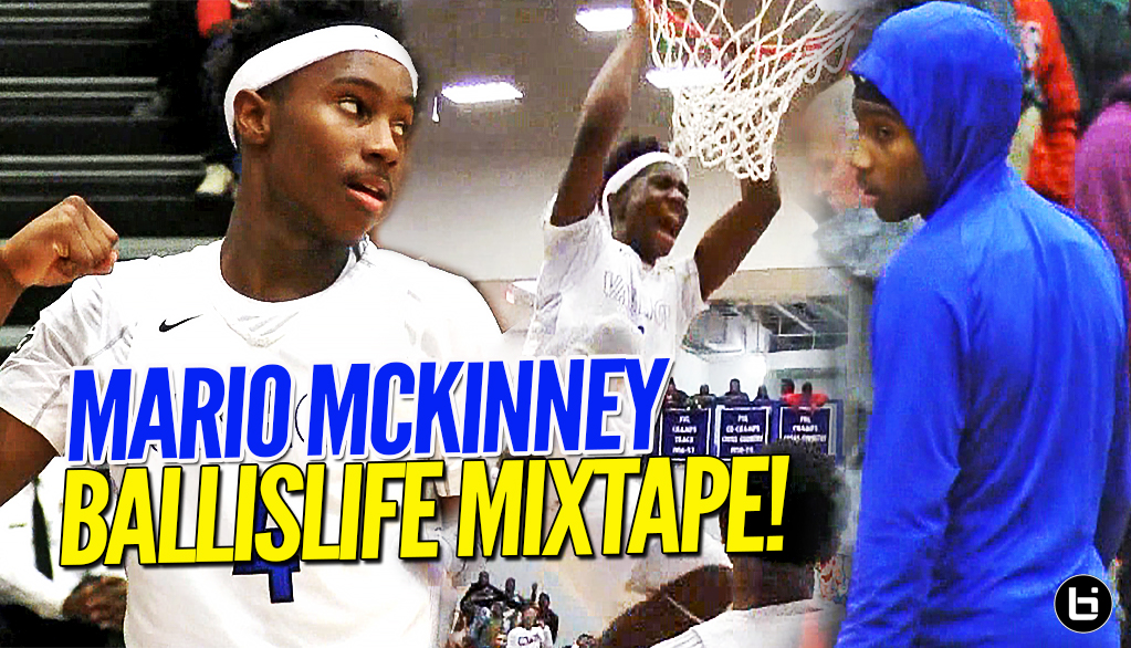 HOODIE RIO is The HOODIE ASSASSIN!! 6'2 Elite Guard With GAME! Official Ballislife Mixtape!