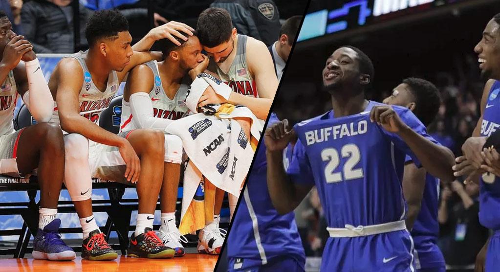 NBA Wildcats React To Arizona's Shocking Loss To No. 13 Buffalo