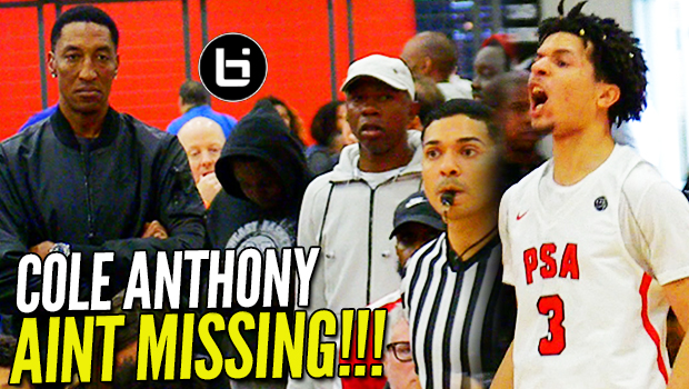 THAT MAN AINT MISSING! Cole Anthony is UNCONSCIOUS From 3 Point Land!