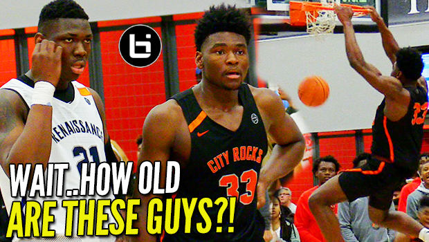 ITS A NEW YORK SHOWDOWN! Jalen Lecque vs Joe Girard as City Rocks TAKE DOWN Rens at EYBL!