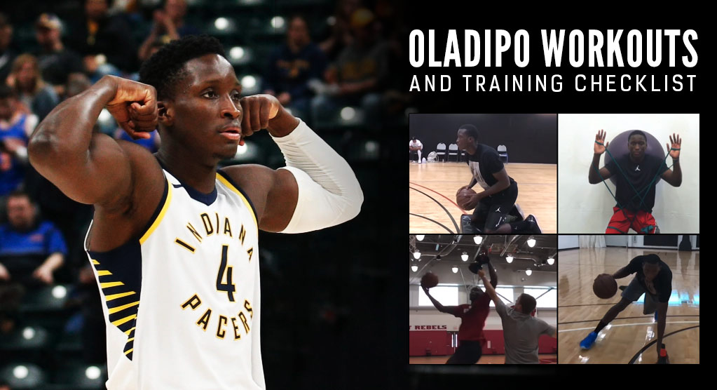 Victor Oladipo Workout Videos & Training Checklist