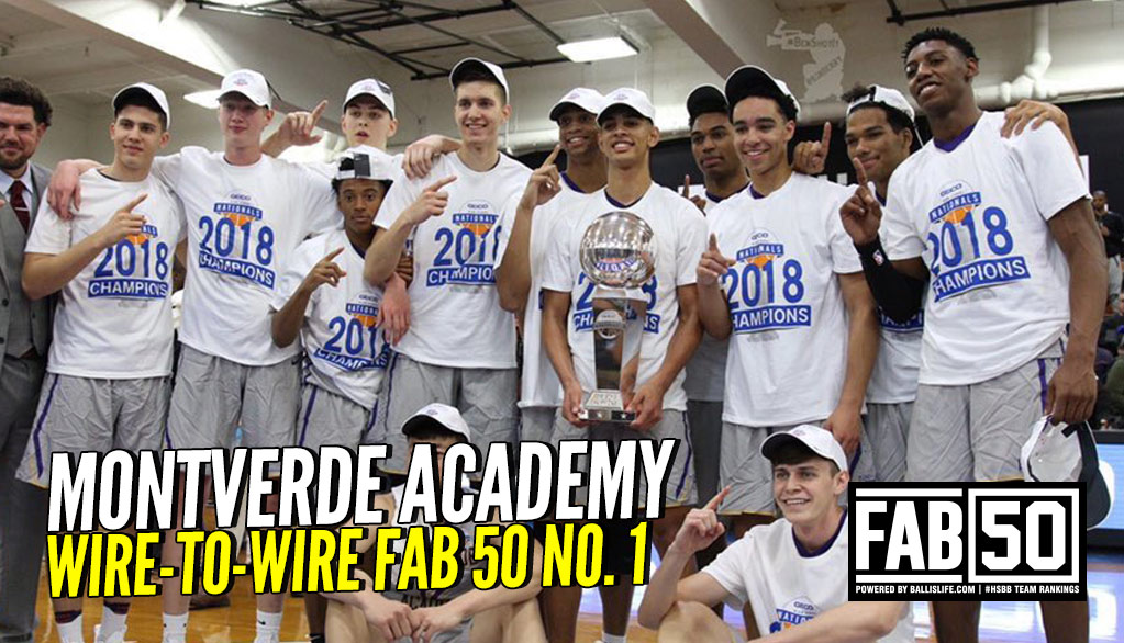 FINAL FAB 50: Preseason No. 1 Montverde Academy Goes UNDEFEATED!