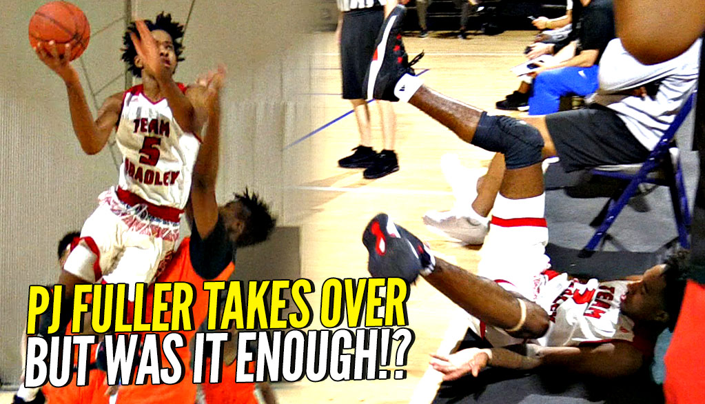 30 D1 Scouts Watch PJ Fuller & MarJon Beauchamp TAKE OVER & Lead Comeback But Was It Enough!??
