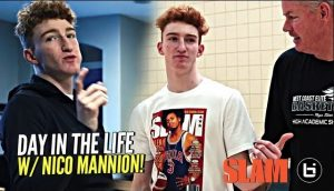 Nico Mannion: Day in the Life