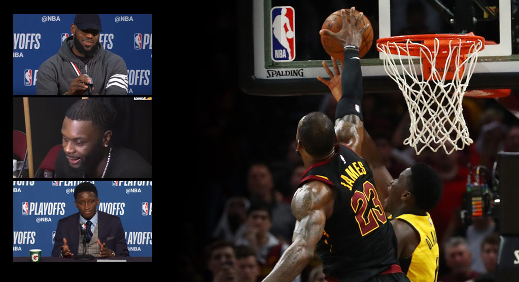 Was It A Goaltend? LeBron, Lance & Oladipo Answer