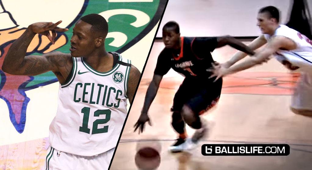 Celtics Terry Rozier's Military Academy Mixtape & 68-Point Performance