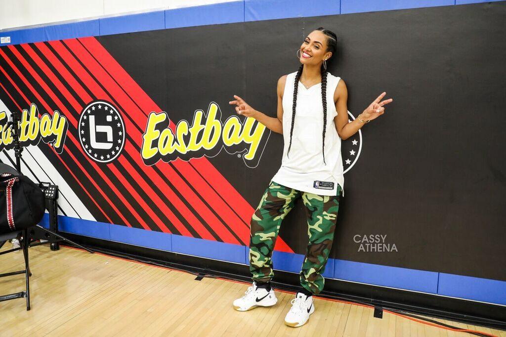Meet Baller Brittney Elena
