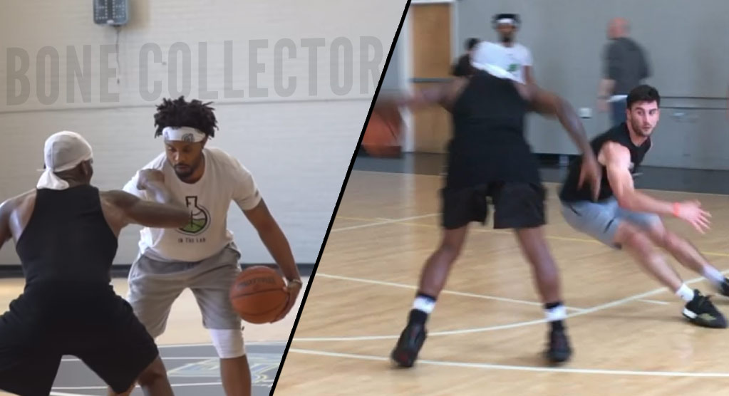 "Bone Collector vs Devin ""In The Lab"" Williams, Filayyy & JLaw"