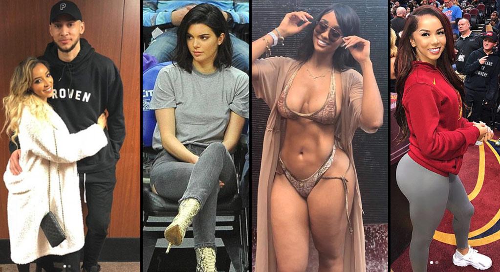 Ben Simmons AKA The NBA's Derek Jeter Enters The World Of The Kardashians