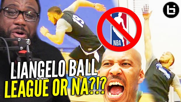 Is LiAngelo Ball Good Enough?!? #TheNewSouth NBA Combine Coverage | Ep 15