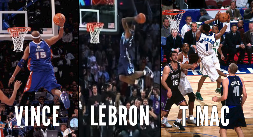 The Greatest Self Off The Backboard Dunks Ever
