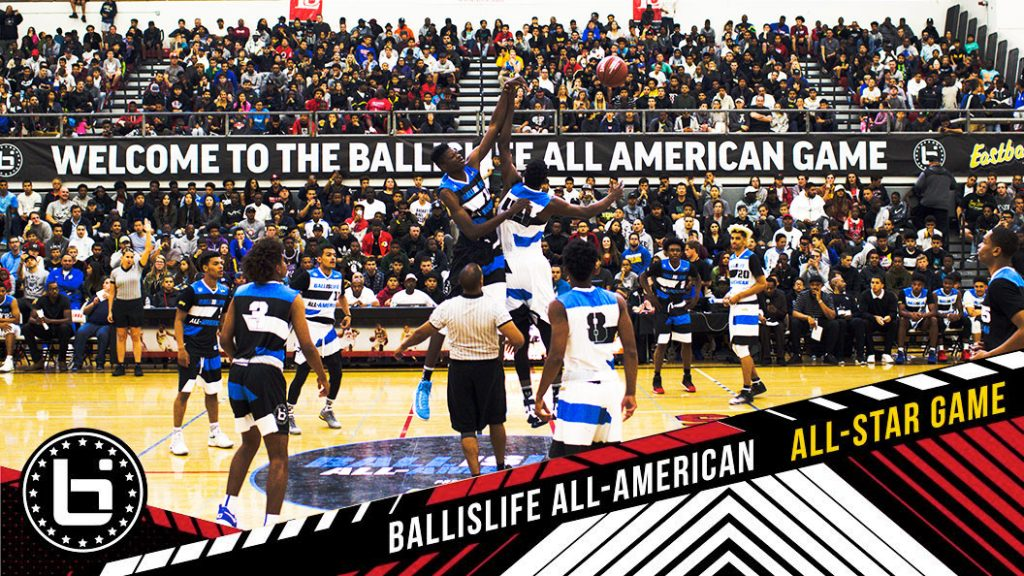 Teams Announced for 2018 Ballislife All-American Game presented by Eastbay!