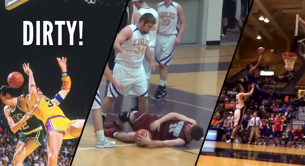 The Hardest Fouls & Dirtiest Basketball Plays Ever