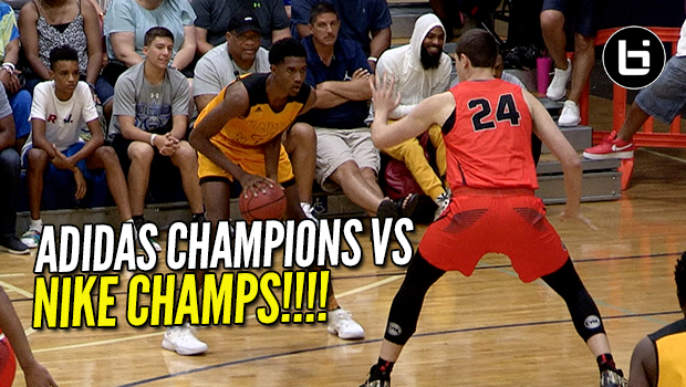 RAW HLs: Compton Magic Takes Mythical Grassroots Title! Killer OT Game!
