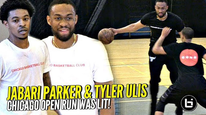 Jabari Parker, Tyler Ulis Chicago Open Run Highlights!