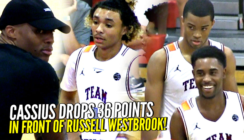 Cassius Stanley PROVES HIMSELF w/ Russell Westbrook Coaching!! Jaelen House On The Squad Now??