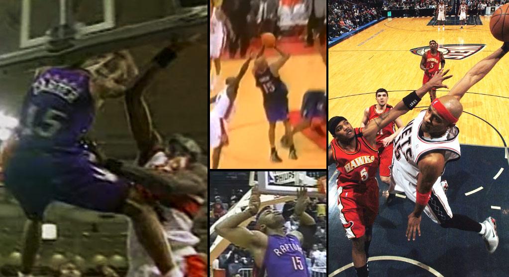 Vince Carter's Best Moments Vs The Atlanta Hawks (1998-2018)