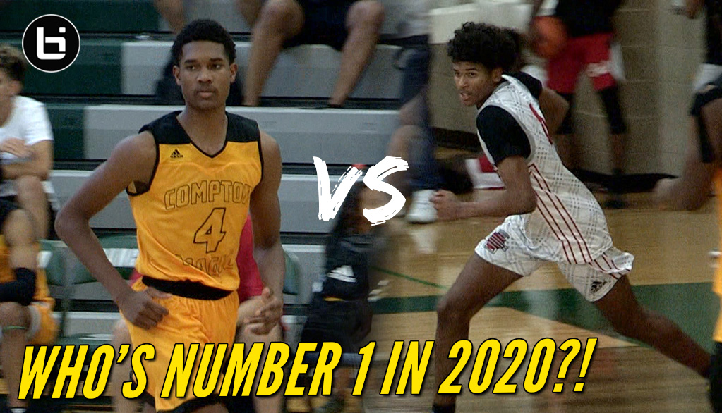 Clash Of The 2020 #1's; Evan Mobley & Jalen Green Put On A SHOW!!