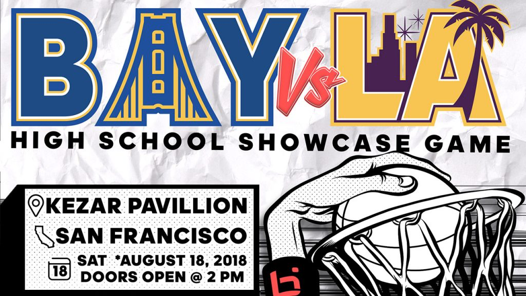 2HYPE + Bay vs. LA Showcase Rosters Announced!