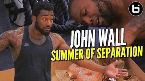 John Wall WANTS ALL THE SMOKE!! NBA Pick-Up + Bullying Security! Summer of Separation /// Ep 4