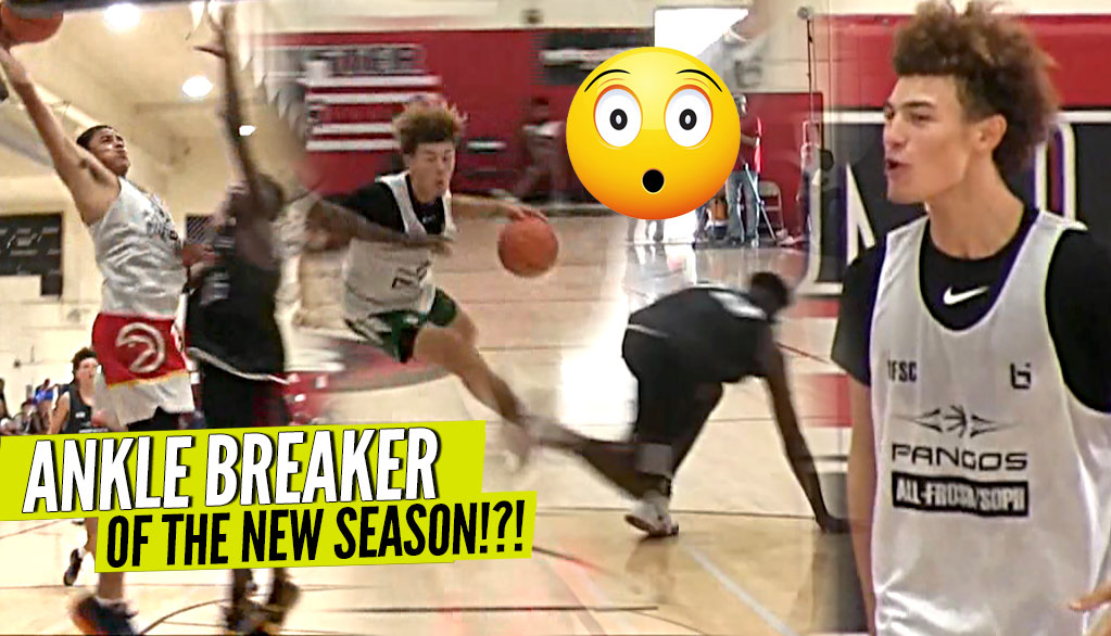 NASTIEST Ankle Breaker Of The NEW Season!? Devin Askew DANCING On Defenders! Isa Silva LIGHTS OUT!