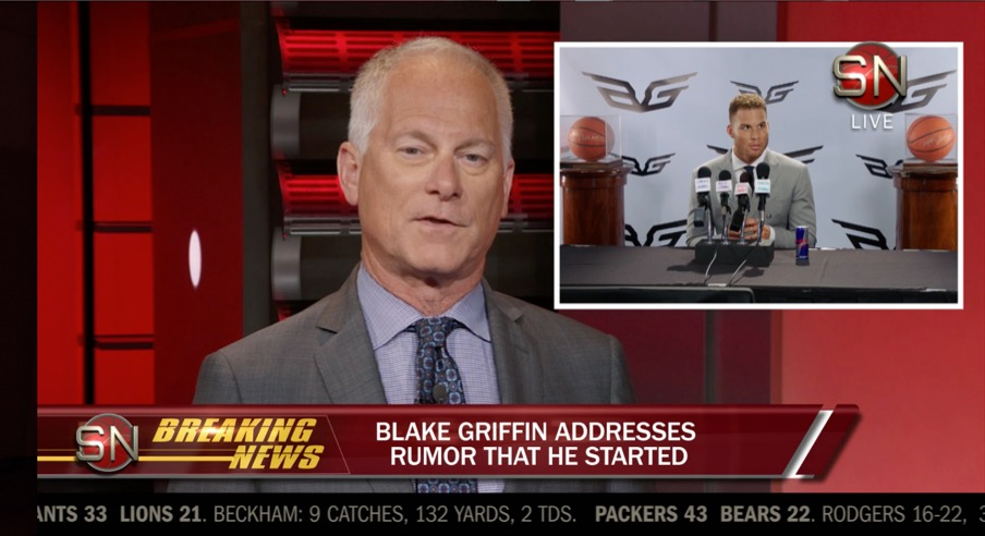 Blake Griffin Announces His Retirement On YouTube