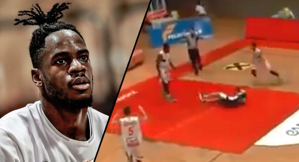American David Samuels Kicked Off Austrian Basketball Team After Sucker Punching Player