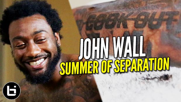 John Wall Livin' HIS BEST LIFE!! Paid in Full Bday BASH & More! Summer of Separation /// Ep 7