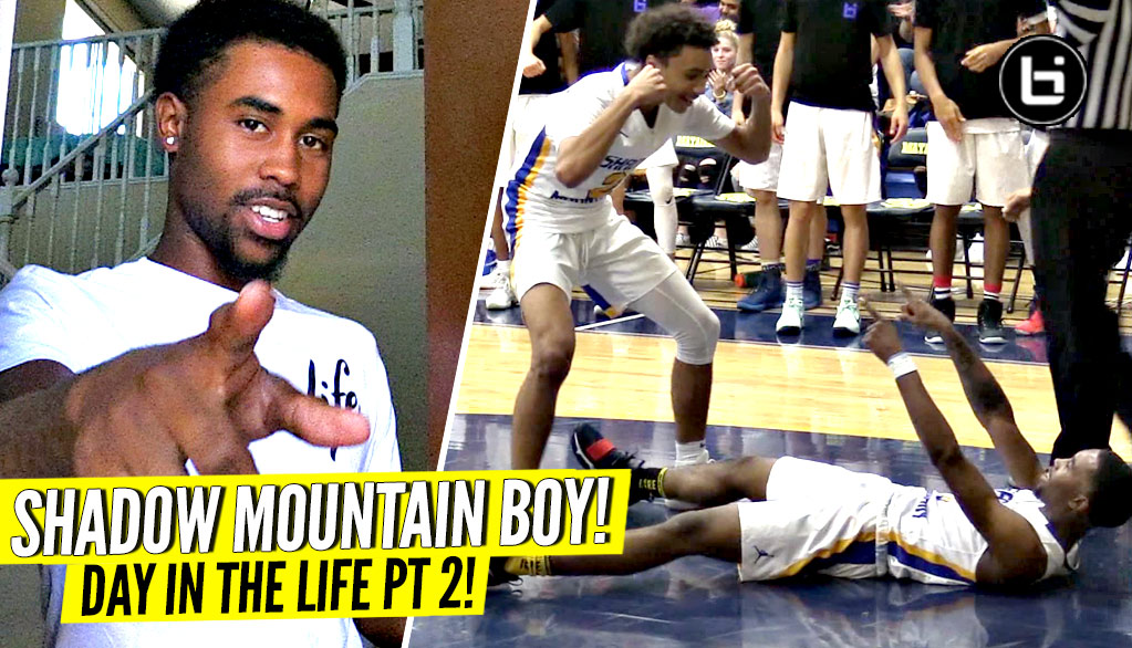 Day In The Life w/ That SHADOW MOUNTAIN BOY Jovan Blacksher! Mr. SNATCH YO ANKLES!!