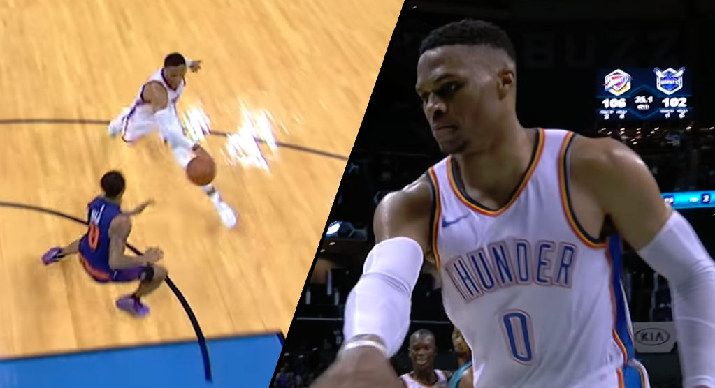 5 Times Russell Westbrook Unleashed The Shammgod