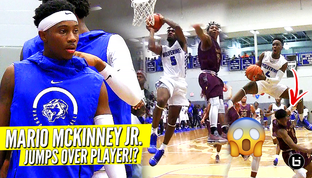 HOODIE RIO JUMPS OVER PLAYER!? Vashon Shuts The City Down! Donyae McCaskill NASTY DUNK!