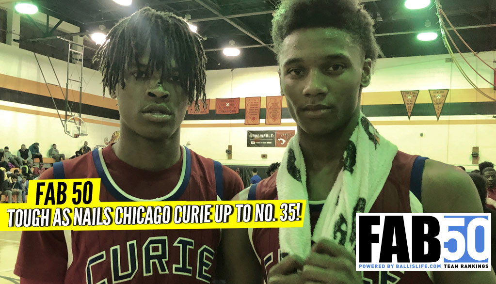 NEW FAB 50: Top Teams Roll Into MLK Weekend!