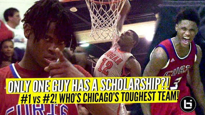 Chicago's TOUGHEST TEAMS Battle for #1 Spot! #1 Curie vs #2 Bogan! New Star Emerges!