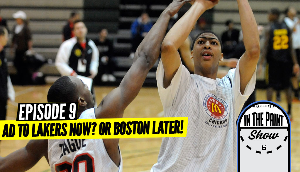 The Brow On the Move SOON? NBA Trades Gone Wild!