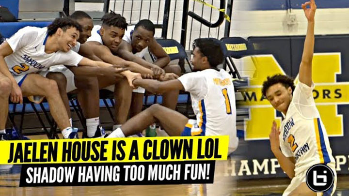 Jaelen House Is a CLOWN Lol!! Shadow Mountain Having TOO MUCH FUN! Squad Goals!