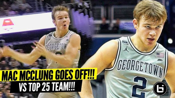 Mac McClung GOES OFF vs Marquette!! Proves Haters Wrong AGAIN!