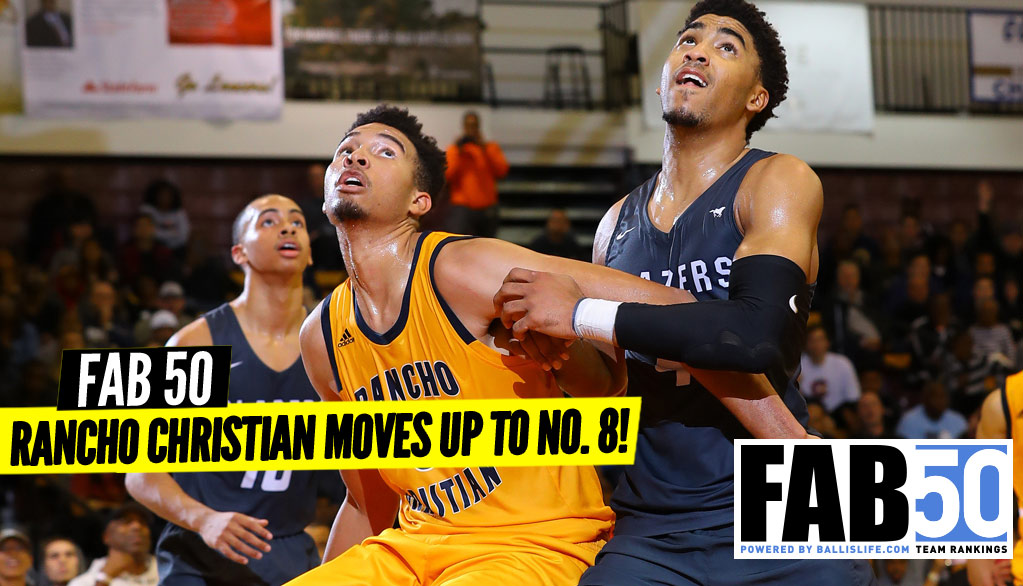 NEW FAB 50: Shake Up In Top 10!