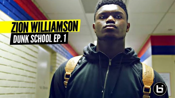 Zion Williamson: DUNK SCHOOL Ep 1!! Breaking Down Zion's CRAZIEST Dunks w/ Best Dunker In The World!