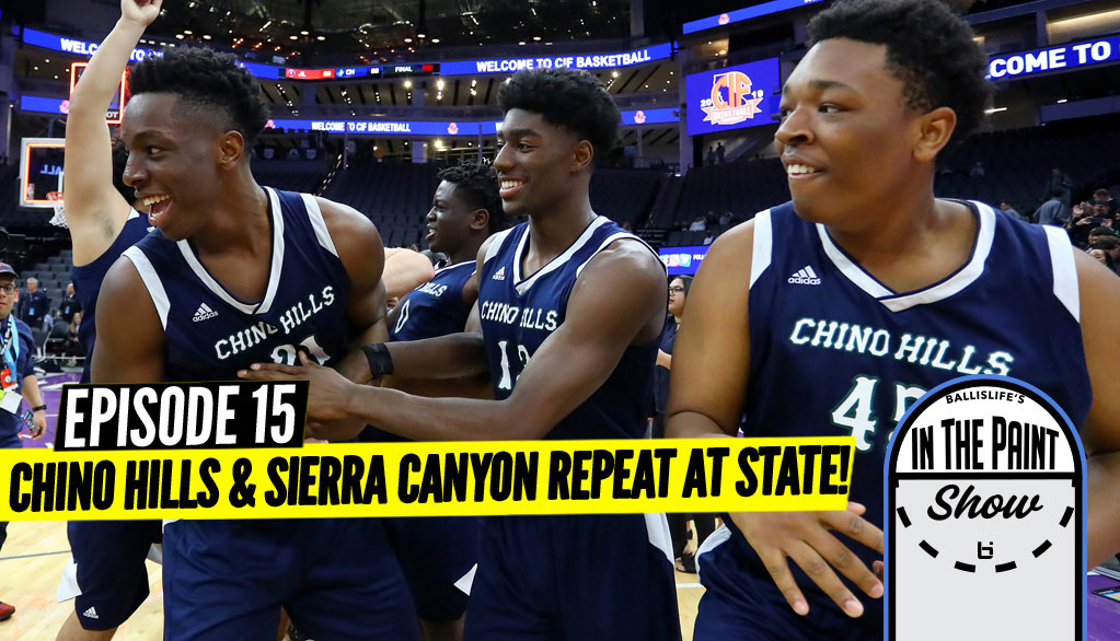 2018-19 CIF Season Recap: Podcast Goes IN!