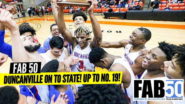 SHOCKING Upsets Shake Up NEW FAB 50!