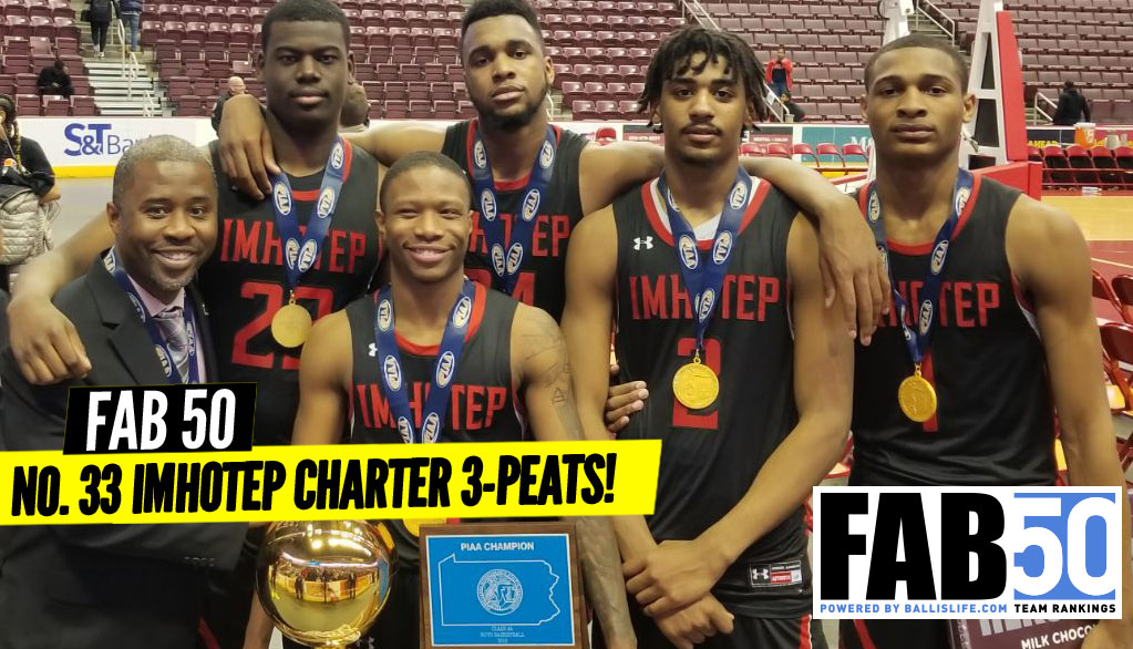 NEW FAB 50: 3 State Champs Enter Rankings!